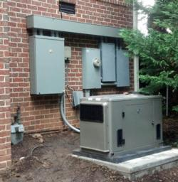 Briggs & Stratton 400A 20kw Natural Gas Air Cooled Generator
